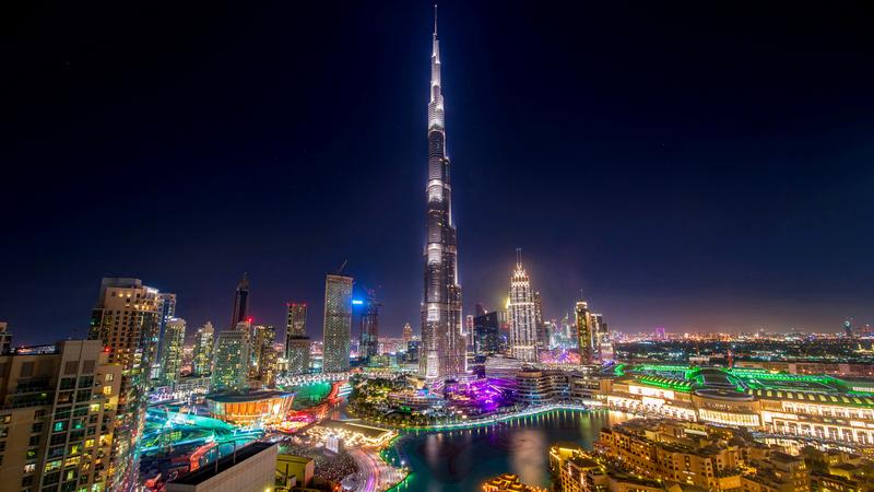 الأغنية تسعى إلى الوصول لجمهور واسع بمختلف أنحاء العالم وإبراز مسيرة دبي المتواصلة من الازدهار والتطور. أرشيفية