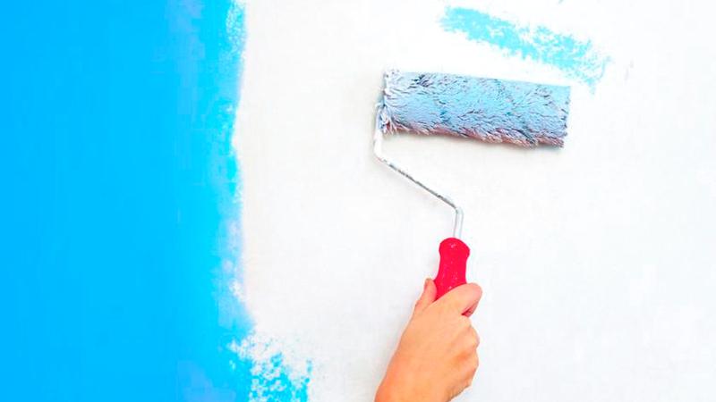 أعمال النظافة ودهان الحوائط الداخلية ضمن التزامات المؤجر. أرشيفية