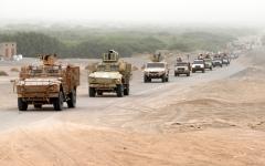 الصورة: تصاعد عمليات الجيش اليمني في صنعاء