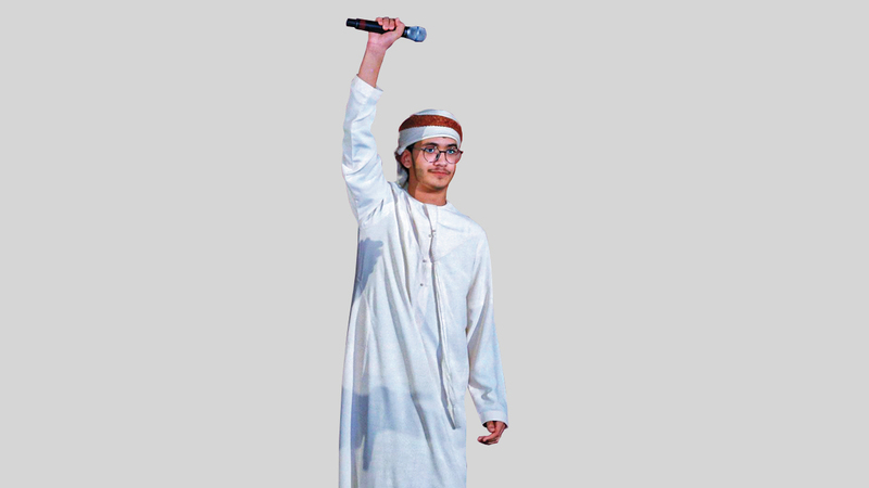جمعة عبيد آل علي يتأهل إلى الدور الثاني من المصدر