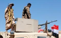 الصورة: الجيش اليمني يتقدّم في مأرب.. و«المشتركة» و«الجنوبية» تحرران مواقع جديدة بالضالع