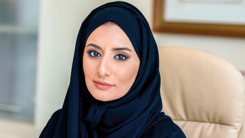 ريم بن كرم:  «الشراكات مع المؤسسات العالمية تسهم في دعم قطاع الحِرَف وتطويره في الإمارات».