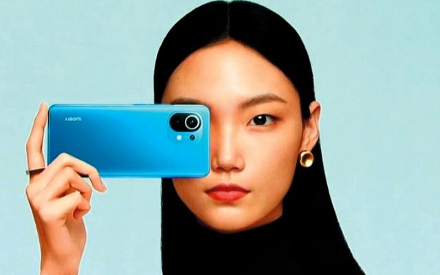 الصورة: «شاومي» تكشف عن هاتف جديد
