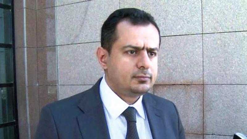معين عبدالملك رئيس الحكومة اليمنية الجديدة.  أرشيفية