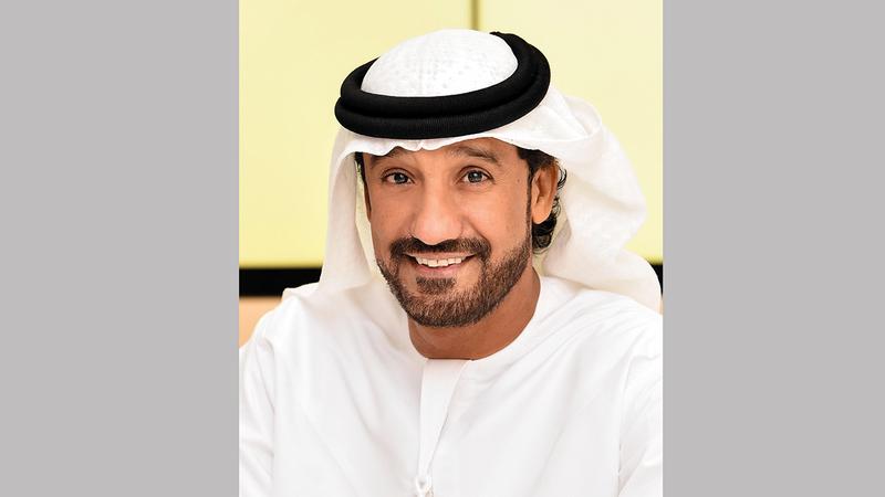 عامر سالمين المري: «المسابقة مبادرة لتشجيع المواهب المبدعة في الإمارات، لاستثمار البقاء المنزلي في صنع أفلام من البيت».