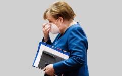 الصورة: ألمانيا تواجه المجهول مع اعتزال ميركل
