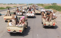 الصورة: مقاتلات التحالف تدمّر تعزيزات حوثية في جبهات جنوب مأرب