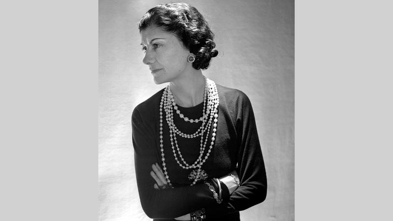 غابرييل شانيل أحدثت ثورة في الموضة النسائية بالقرن العشرين.■أرشيفية