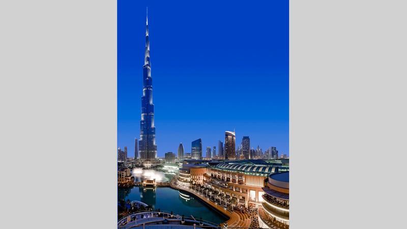 الإمارات تستهدف زيادة كفاءة وإنتاجية القطاع السياحي. أرشيفية