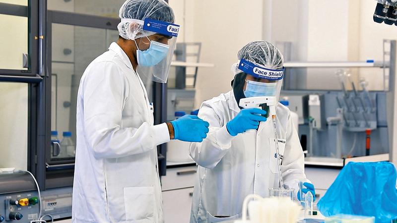 جامعة خليفة الـ 114 عالمياً في مجال «الهندسة».  أرشيفية