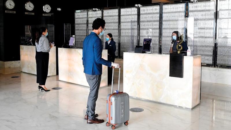 «ويجو»: الفنادق في السوق الإماراتية تقدم عروضاً مميزة وبأسعار تنافسية. أرشيفية