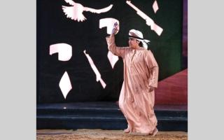 الصورة: «يولة فزاع»: الشامسي أول المتأهلين إلى المربع الذهبي