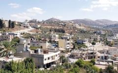 الصورة: سبسطية الأثرية عاصمة الرومان الفلسطينية تـئـن تحت وطأة الاستيطان