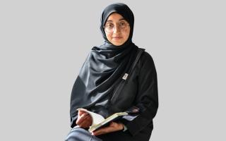 الصورة: واحة الموهوبـين.. فاطمة فريشان تدرس الهندسة الميكانيكية وتطمح إلى «نوبل الفيزياء»