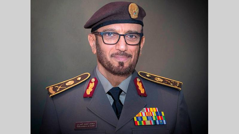 اللواء محمد المري: «زيادة أعداد المسافرين خلال عطلة رأس السنة تعكس زيادة الثقة بإجراءات الدولة الاحترازية».