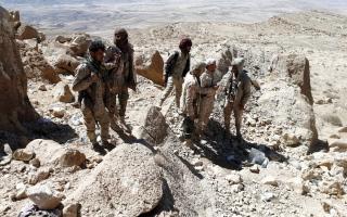 الصورة: قوات الجيش اليمني والقبائل تواصل التقدم في الجوف وتسيطر على مواقع جديدة