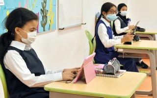الصورة: مدارس خاصة: نتحوّل إلى التعليم  عن بُعد حال وجود إصابات بـ «كورونا»