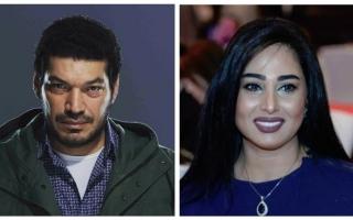 الصورة: بالفيديو.. وقف ممثل وممثلة مصريين بعد تقاذف تهم بينهما