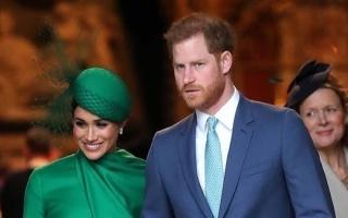 الصورة: خبراء: هاري وميغان قد يتسببان في إسقاط النظام الملكي البريطاني
