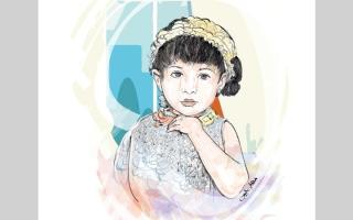 الصورة: 50 ألف درهم تعويضاً لطفلة أصيبت بعاهة في عينها