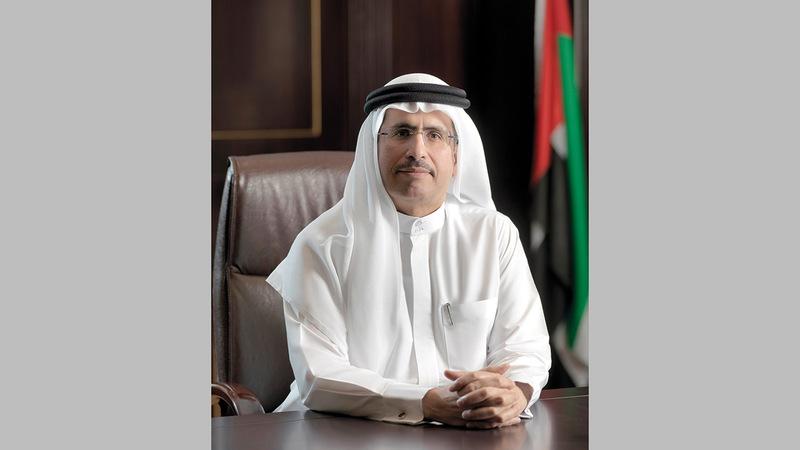 سعيد محمد الطاير: «الهيئة تعمل لجعل إمارة دبي مركزاً عالمياً للطاقة النظيفة والاقتصاد الأخضر».