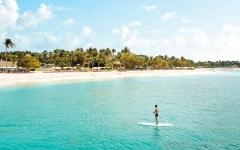 الصورة: جزيرة «بونتا ميتا» المكسيكية.. ملاذ كبار الأثرياء زمن «كورونا»