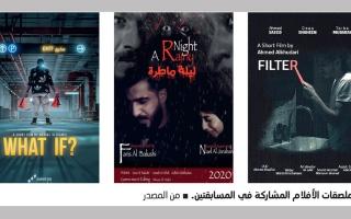 الصورة: «العين السينمائي» يختار 25 فيلماً لـ «الصقر الإماراتي» و«الخليجي»