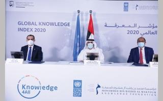 الصورة: «محمد بن راشد للمعرفة»: 2021 عام مضاعفة الجهود