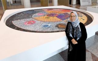 الصورة: «الرقمي للفن التشكيلي الإماراتي» يطمح إلى العالمية