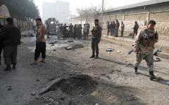 الصورة: تلوّث الهواء تسبّب في وفاة 5000 شخص بأفغانستان العام الماضي