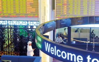 الصورة: 39 مليار درهم أرباح الأسواق المحلية منذ بداية العام