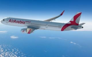 الصورة: «العربية للطيران» تستأنف رحلاتها بين الشارقة والدوحة