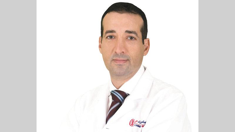 الدكتور شريف عامر.  من المصدر