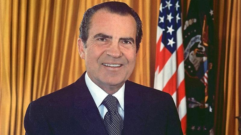نيكسون قال إثر خسارته مع كينيدي إن هذه الانتخابات كانت «مثالاً بليغاً على استقرار نظامنا الدستوري».  غيتي