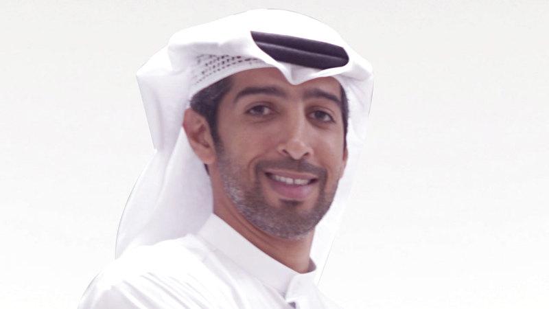عبدالله المزروعي:  «اختيار الشركاء بشكل سليم وفريق العمل من أهم أسباب نجاح أي مشروع».