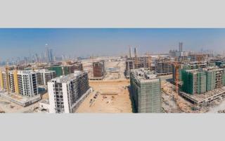 الصورة: مشروع تحت الإنجاز.. «عزيزي ريفييرا».. مشروع عملاق يضم 16 ألف وحدة سكنية