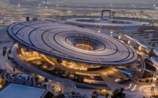 الصورة: مليار درهم كلفة إنجاز جناح الاستدامة في «إكسبو 2020 دبي»