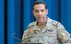 الصورة: الإمارات تدين بشدة إطلاق الحوثيين طائرات مفخخة باتجاه السعودية