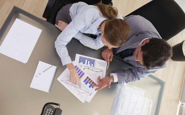 الصورة: تطبيق سوري يحلل البيانات لمساعدة الشركات على اتخاذ القرارات