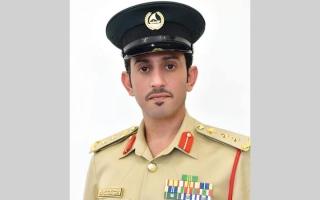 الصورة: شرطة دبي تطبق «منظومة الضباب» وتسجل 24 حادثاً