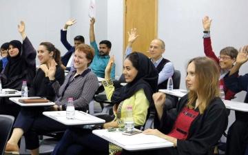 الصورة: «مركز اللسان العربي» يعزّز حضور لغة الضاد