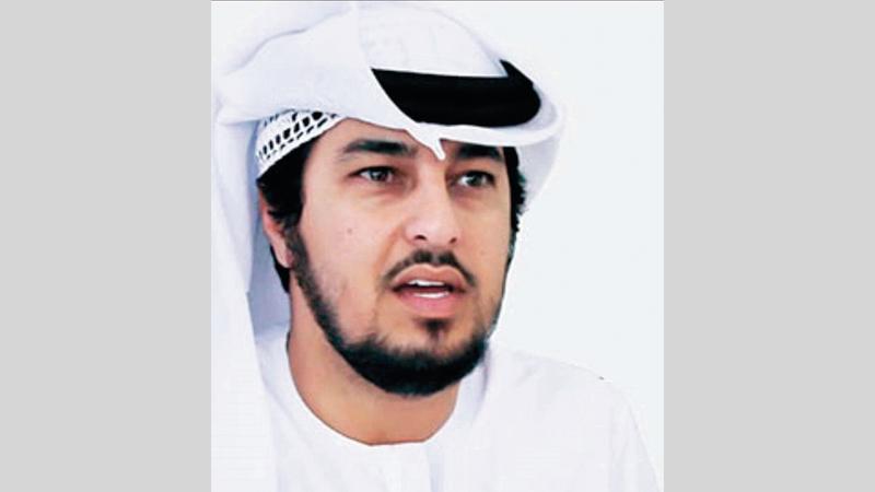 يوسف عبدالعزيز:  «لم أشعر بما حدث لي وفوجئت بوجودي داخل العناية الفائقة في مستشفى شخبوط».
