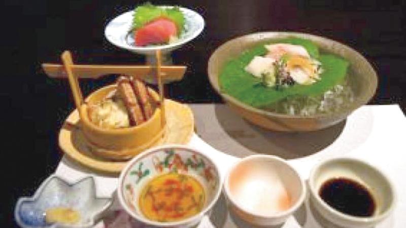لم يرمز طبق لمدينة كيوتو أفضل من يودوفو.■أرشيفية