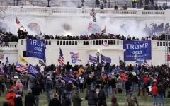 الصورة: الولايات المتحدة نجحت في اجتياز امتحان العنف الشعبوي