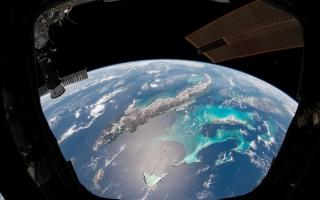 """الصورة: """"ناسا"""" تنشر أفضل الصور من الفضاء للأرض في 2020"""