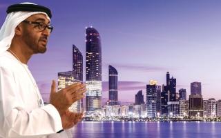 الصورة: محمد بن زايد: «أبوظبي للاستدامة» يرسّخ رؤية الإمارات لمواجهة التحديات العالمية الملحّة