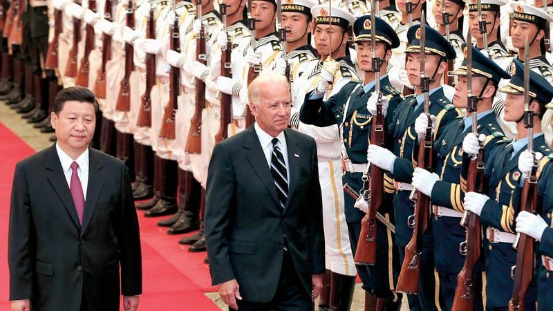 تخفيف التوتر بين أميركا والصين تحدٍّ حقيقي للإدارة المقبلة.    أرشيفية