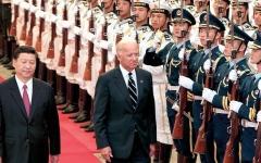 الصورة: تحديات أمام جو بايدن للانخراط مع الصين وكوريا الشمالية