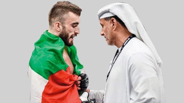صورة 22 «مقاتلاً» في النسخة العربية الأولى لـ «محاربي الإمارات» – رياضة – محلية