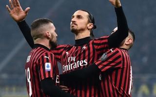 """الصورة: ميلان يسعى لإحراز لقب """"شتاء"""" الدوري الإيطالي"""